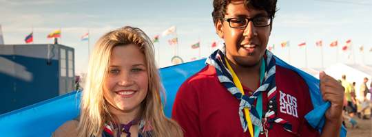 Durham Scouts » 2019 World Scout Jamboree