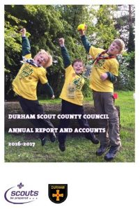 Durham Scouty Scout Council Annual Report and Accounts 2016-17 (Approved)