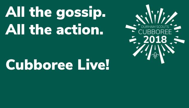 Cubboree Live!