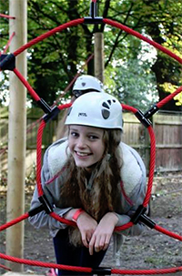 Girlonlowropescourse