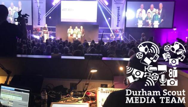 Durham Scouts Media Workshop